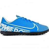 Adidasi fotbal Nike Mercurial Vapor 13 Club gazon sintetic AT8177 414 pentru copii