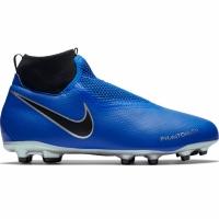 Adidasi fotbal Nike Phantom VSN Academy DF FG MG AO3287 400 copii