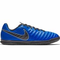 Adidasi fotbal Nike Tiempo Legend 7 Club IC AH7260 400 copii