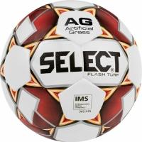 Adidasi Gazon Sintetic Minge fotbal Select Flash 5 2019 IMS alb rosu portocaliu 14990