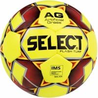Adidasi Gazon Sintetic Minge fotbal Select Flash 5 2019 IMS galben-rosu gri 14991 barbati