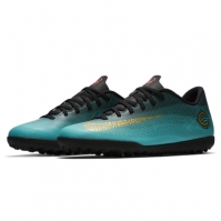 Adidasi Gazon Sintetic Nike Mercurial Vapor Club CR7 pentru Barbati
