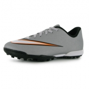 Adidasi Gazon Sintetic Nike Mercurial Vortex CR7 pentru Juniori