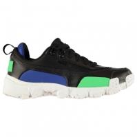 Adidasi sport Puma Trailfox din piele