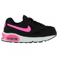 Adidasi sport Adidasi Nike Air Max Ivo pentru Bebelusi negru roz