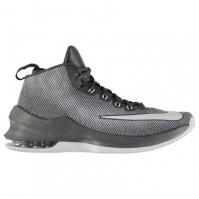 Adidasi pentru baschet Nike Air Max Infuriate Mid Hi pentru Barbati