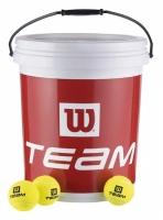 Set Mingi tenis Galeata antrenament teren Wilson / WRT131200