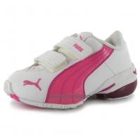 Adidasi Puma Jago din piele pentru Copii