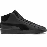 Mergi la Adidasi Puma Smash V2 Mid WTR negru 367338 03 pentru Barbati