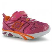 Adidasi Skechers Lite Gemz pentru fete pentru Bebelusi