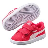 Adidasi Puma Smash Suede Child pentru fete
