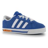 Adidasi sport adidas Daily Suede pentru Copii