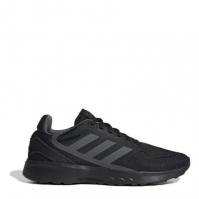 Adidasi sport adidas Nebula Zed pentru Barbati negru gri inchis