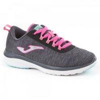 Adidasi sport casual Cknitro Joma 722 gri pentru Femei