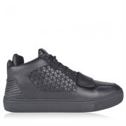 Adidasi sport Creative Recreation Geometric din piele