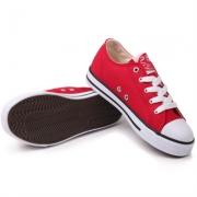 Adidasi sport Dunlop Canvas Low pentru Copii
