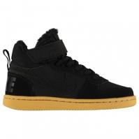 Adidasi sport Nike Court Borough Mid Top pentru baietei