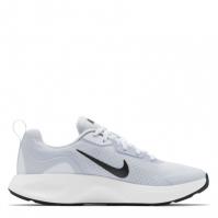 Adidasi sport Nike Wearallday pentru femei gri negru