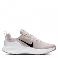 Adidasi sport Nike Wearallday pentru femei roz negru