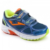 Adidasi sport pentru copii Joma Jvitaly 904 Royal Velcro