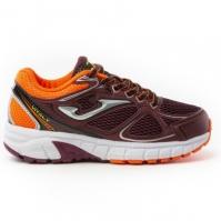 Adidasi sport pentru copii Joma Jvitaly 920 Wine-portocaliu
