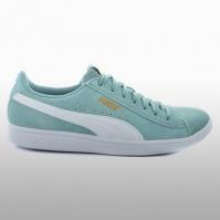 Pantofi sport piele Puma Vikky Aquifer 362624-26 Femei