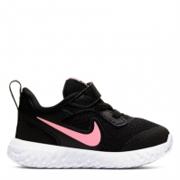 Nike Revolution 4 / Shoe pentru Bebelusi pentru Bebelusi negru roz