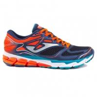 Adidasi sport Rvictory barbati Joma 803 bleumarin-orange