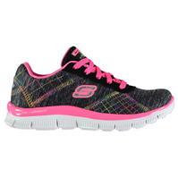 Adidasi sport Skechers Appeal Its Electric Child pentru fete