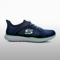 Adidasi sport Skechers Mircroburst Supers Femei