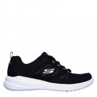 Adidasi sport Skechers Skybound pentru Femei negru alb