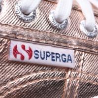 Adidasi sport Superga 2750 Metallic roz auriu met