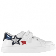 Adidasi sport Tommy Hilfiger Lace Velcro Star