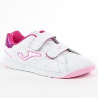 Adidasi sport Wginkana copii Joma 710 alb-fuchsia