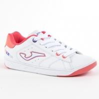 Adidasi sport Wginkana copii Joma 713 alb-roz