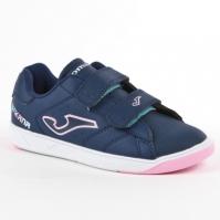 Adidasi sport Wginkana copii Joma 733 bleumarin-roz