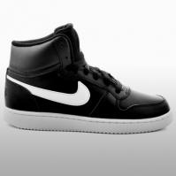 Pantofi sport piele Nike Ebernon Mid AQ1778-001 Femei