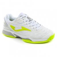 Adidasi tenis Tace Pro Joma 802 alb toate suprafetele pentru Femei