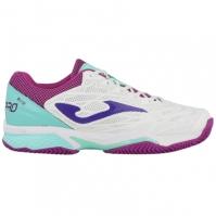 Adidasi tenis Tace Pro Joma 711 Fluor toate suprafetele pentru Femei