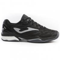 Adidasi tenis Tace Pro Joma 901 negru toate suprafetele barbati