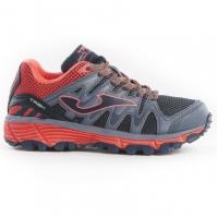 Adidasi trekking pentru copii Joma Jtrek 912 gri-roz