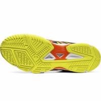 Adidasi volei Asics Gel Beyond 5 MT barbati negru galben portocaliu B600N 001 pentru femei