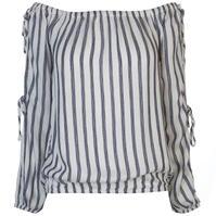 Bluza cu umerii goi Aeropostale Woven pentru Femei