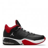 Air Jordan Max Aura 3 Big Shoe pentru Copii negru alb rosu