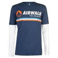 Tricou Airwalk Originals Layer pentru Barbati