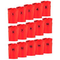 ALBION . Albion Numbered Bibs