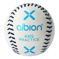 ALBION Axis Practice Rounders Ball