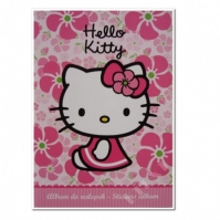 Album Stickere Flower Hello Kitty