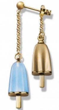 Ambrosini Jewels - Orecchini Doppi Argento 925
