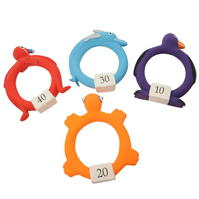 WIN Animal Dive Rings